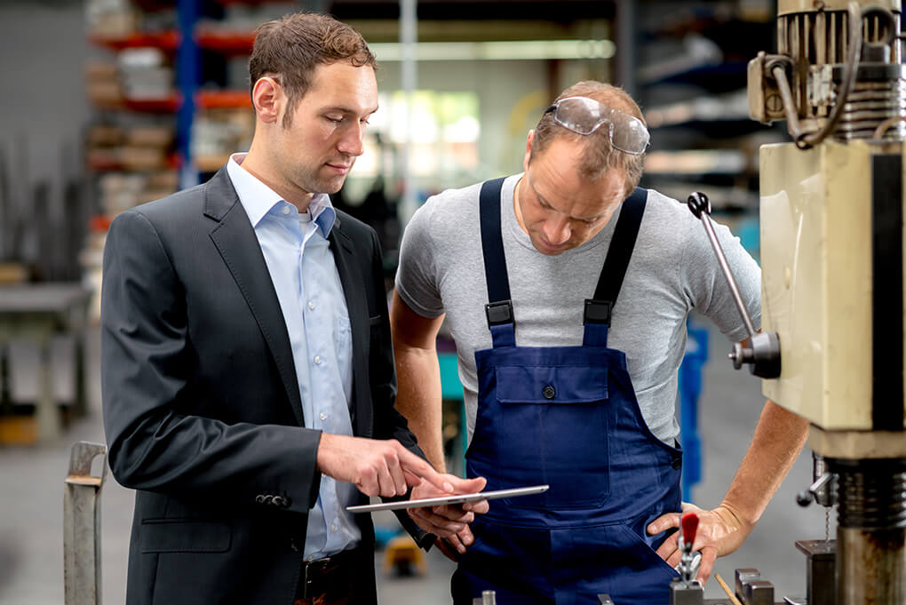 How Cloud Computing Improves the Manufacturing Business